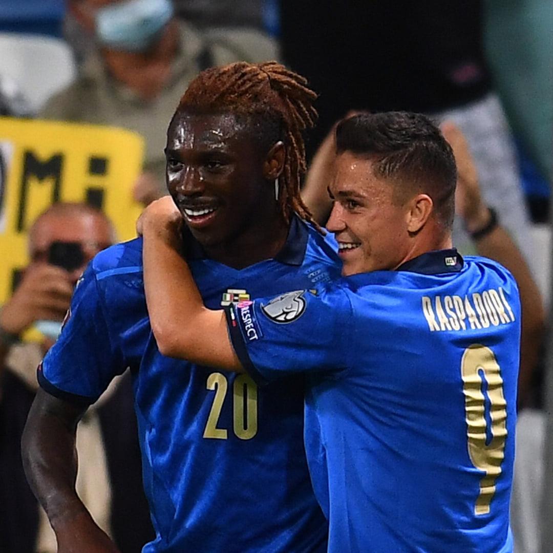 Nazionale italiana di Calcio (foto dal profilo ufficiale Facebook)