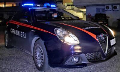 carabinieri arresto Trullo