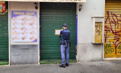 sanzioni amministrative roma chiusi locali