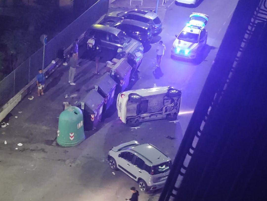 Incidente Via delle Petunie
