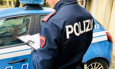 Polizia Aprilia ricercato