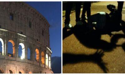 Turista aggredito Roma