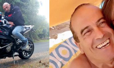 incidente moto Frosinone Mare