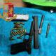 Armi clandestine e droga Fonte Nuova