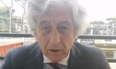 Gianni Rivera, ex compagno di Elisabetta Viviani
