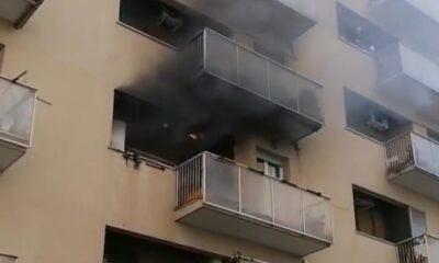 incendio conca d'oro