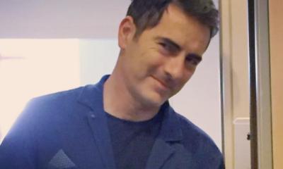 Marco Liorni chi è la moglie Giovanna