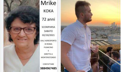 mrike-koka-fiumicino-donna-scomparsa-aeroporto
